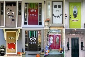 The Best 40 Front Door Decors For This Year's Halloween