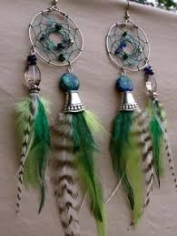 Dream Catcher Earing Blue and Purple Dream Catcher Earrings by JAKRabbitry on Etsy 34