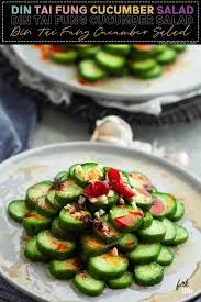 Din Tai Fung Cucumber Salad Recipe ...