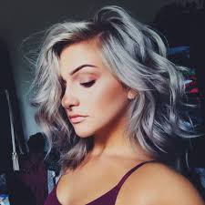Short Grey Hair Style i would love to have this hair color beauty pinterest hair 7684 by wearticles.com