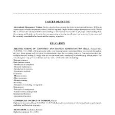 example resume objective statements cover letter beautiful sample resume management resume objective statement sample resume resume management objective