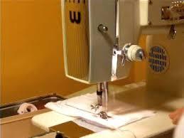 White 465 Sewing Machine