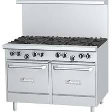 commercial gas range. Delighful Commercial Garland G488LL To Commercial Gas Range A