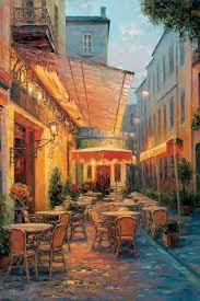 café van gogh 2008 arles france canvas art print by haixia liu icanvas