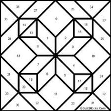 They show the 4 patch, 9 patch, 16 patch and pinwheel quilt blocks. Printable Quilt Patterns Coloring Pages