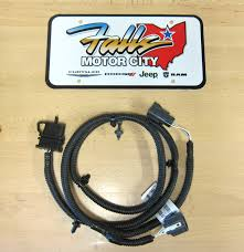 jeep wrangler trailer tow wiring harness oem mopar 82210213 jk 4 jeep wrangler wiring harness diagram at Jeep Oem Wiring Harness