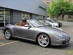 2006 Porsche 911 Carrera 4S Cabriolet in Seal Grey Metallic ...