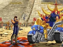 Resultado de imagem para hokuto no ken flash game download