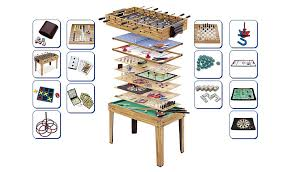 The simplest small multi-functional game tables offer their owners 2 in 1, 3 and 4 games 1: chess, checkers, backgammon, billiards. Beginners guide to play on multi-game | Game table zone