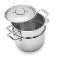 all clad pasta pot. All-Clad Pasta Pot, 6 Qt. All Clad Pot
