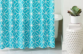 view in gallery trellis shower curtain