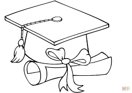 Kindergarten Graduation Coloring Pages Inspiring Graduation Coloring Pictures Pages Mofassel Me