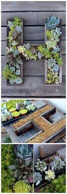 best wall mounted planters ideas garden best diy decorative letters lots of tutorials f ce