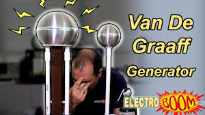 Building a <b>Van De Graaff</b> HIGH VOLTAGE <b>Generator</b> - YouTube