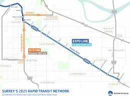Translink Org Chart Translink Plan For Skytrain Delivers More Transit