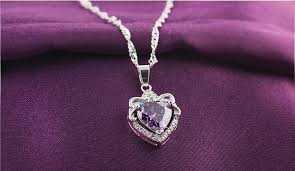 100 925 silver beautiful necklace