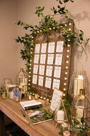 Diy Wedding Seating Chart Diy Rustic Wedding Seating Chart Hazel Gold Designs