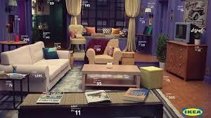 Van Friends Tot Simpsons Ikea Bootst Huiskamers Uit Bekende Tv