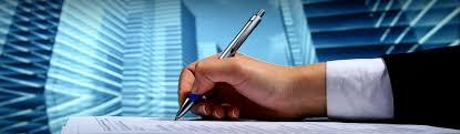 business building deal agreement blue web header build home office header