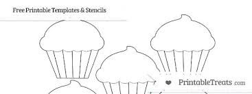 Cupcake Print Out Birthday Cupcake Toppers Template 1st Topper Cake
