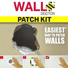 wall repair kit wall doctor dry wall repair kit basement wall repair kit home depot