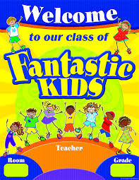 Welcome Chart Images Welcome Fantastic Kids Chart