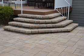 paver steps from existing deck plymouth minnesota