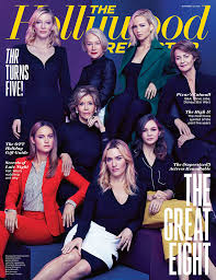 why every actress on the hollywood reporter roundtable cover is white hollywood reporter