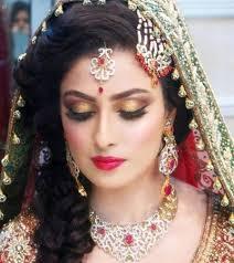 10 beautiful indian bridal makeup looks inspirations