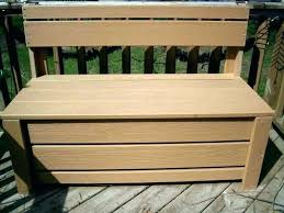 storage ideas porch storage ideas bench building an outdoor patio storage bench ideas tips on outdoor deck storage containers plans for wood storage