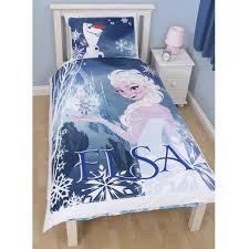 disney frozen duvet quilt covers bedding junior single double anna olaf s adventure uk 2017 bedroom design
