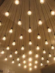 easy eye basement lighting. cover your ceiling in light bulbs what a great idea easy eye basement lighting