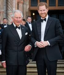 Prince harry and meghan congratulate prince william and kate privately on their 10th wedding anniversary. Prince Harry Says His Dad Prince Charles Stopped Taking His Calls After He And Meghan Left
