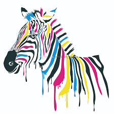 Cheap Horse Posters Modern Giclee Art Canvas Wall Art Hd Prints Paintings Colorful Horse Abstract Posters Living Room Home Decor