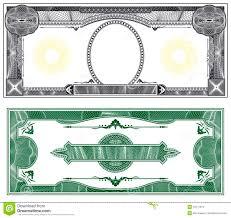 Money Bill Template Ten Money Bill Stock Vector Illustration Of Game Green 22778536