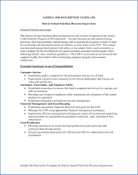 Bakery Clerk Job Description For Resume Baker Job Description Template For Bakery Resume Duties Tim 90