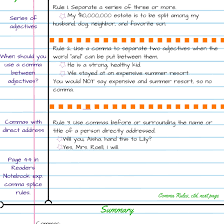 How To Take Notes With The Cornell Note System