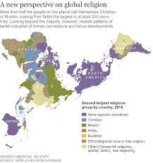 Religion In China Percentage Chart The Worlds Newest Major Religion No Religion