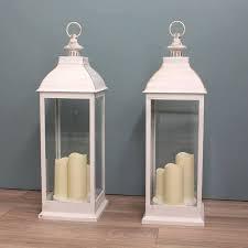Large Candle Lanterns Lighting Candle Lanterns Solar Powered Candle Lantern  Wrought Home Improvement Large Candle Lanterns ...
