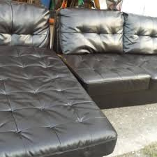 Find more Leather Sectional From Ashley Furniture Chaise Lounge