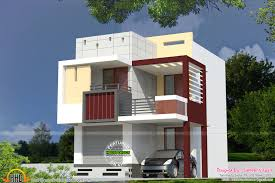 Small Picture Very Small Double Storied House Kerala Home Design And Floor Plans