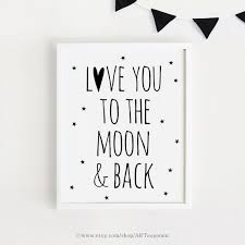 Simple I Love You Quotes Printable Love You Quotes Poster Sign Black and White Simple 56