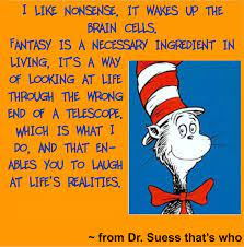 Dr Seuss | Happy birthday quotes funny ...