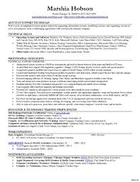 Computer Technician Resume Example Computer Technician Resumes Resume Examples Skills Objective 24