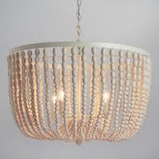 Diy Bead Chandelier Pendant Lighting Light Fixtures Chandeliers World Market