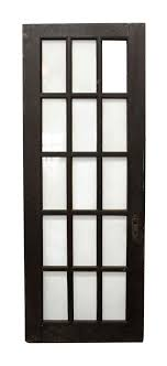 beveled glass 15 panel french doors