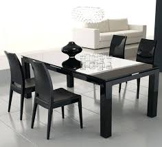 glass round table top diamond black dining with tables in inspirations 6 plastic spacers