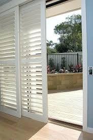 sliding patio door shades shutters on sliding patio more sliding glass patio door window treatments sliding patio door shades