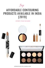 best powder contour kits in india best contour palettes in india 2019 single duos highlighting palettes included