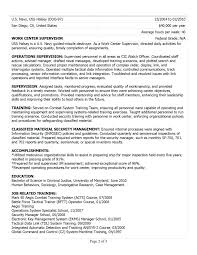 Military Resume Builder Fascinating Resume Builder Military To Civilian Download Military Resume Builder